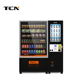 Combo Snack/Drink Vending Machines - BeanIce Enterprises
